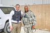 10 NOV 2011 - Blackhawk flight from IZ to VBC and back.  Baghdad, Iraq. U.S. Army photo by John D. Helms - john.helms@iraq.centcom.mil.