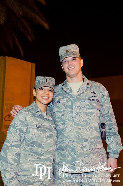 18 NOV 2011 - FOB Union III, Baghdad, Iraq. Photo by John D. Helms - john.helms@iraq.centcom.mil.