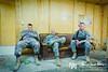 24 NOV 2011 - OSC-I Chief and NTM-I Commander LTG Robert L. Caslen, Jr. and OSC-I CSM George Manning visit Besmaya, Iraq to wish deployed Service Members and Civilians a Happy Thanksgiving.  Photo by John D. Helms - john.helms@iraq.centcom.mil.