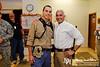 19 NOV 2011 - OSC-I Chief and NTM-I Commander LTG Robert L. Caslen, Jr. visits Taji, Iraq for various meetings. Photo by John D. Helms - john.helms@iraq.centcom.mil.