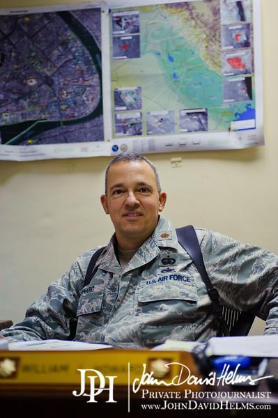 27 NOV 2011 - FOB Union III, Baghdad, Iraq.  Photo by John D. Helms - john.helms@iraq.centcom.mil.