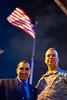 22 DEC 2011 - OSC-I Chief LTG Robert L. Caslen, Jr. and U.S. Army Chief of Staff GEN Raymond T. Odierno attend meetings at the U.S. Embassy in Baghdad, Iraq.  Photo by John D. Helms - john.helms@iraq.centcom.mil.