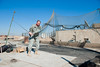4 DEC 2011 - BLDG Five, FOB Union III, Baghdad, Iraq.  Photo by John D. Helms - john.helms@iraq.centcom.mil.