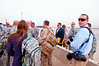 15 DEC 2011 - United States Forces - Iraq End of Mission Ceremony, Glass House, Sather Air Force Base, Baghdad, Iraq. U.S. Army photo by PFC Glen Shackley.