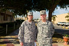 21 DEC 2011 - Embassy Attache Annex, Baghdad, Iraq. Photo by John D. Helms - john.helms@iraq.centcom.mil.