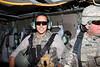 2 DEC 2011 - OSC-I Chief and NTM-I Commander LTG Robert L. Caslen, Jr. and OSC-I CSM George Manning visit Sather Air Force Base, Baghdad, Iraq to present awards to the F2 Set Blackhawk crew (Kill Devils).  Photo by 1Lt Monica Wade.