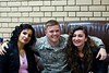 11 DEC 2011 - Hanging out at the Oasis, FOB Union III, Baghdad, Iraq.  Photo by John D. Helms - john.helms@iraq.centcom.mil.