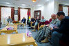 20 DEC 2011 - OSC-I Chief LTG Robert L. Caslen, Jr. travels to Erbil, northern Iraq to meet with Sheik Jafar (MINPESH), MG Jabar, and Sinjari.  Photo by John D. Helms - john.helms@iraq.centcom.mil.