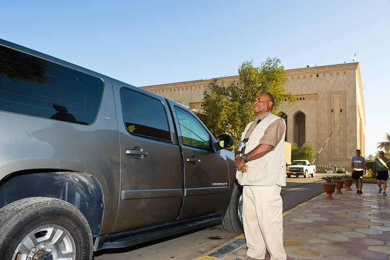 13 DEC 2011 - Baghdad, Iraq.  Photo by John D. Helms - john.helms@iraq.centcom.mil.