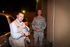 8 DEC 2011 - OSC-I Chief and NTM-I Commander LTG Robert L. Caslen, Jr. and RADM Ed Winters meet with sLTG Al Awadi in Baghdad, Iraq.  Photo by John D. Helms - john.helms@iraq.centcom.mil.
