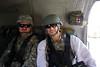 25 DEC 2011 - OSC-I Chief LTG Robert L. Caslen, Jr. and OSC-I CSM George Manning visit Tikrit, Iraq for meetings. Baghdad, Iraq.  Photo by Maj. Howard