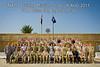 26 AUG 2011 - NATO Training Mission - Iraq group photo, FOB Union III, Baghdad, Iraq. U.S. Army photo by John D. Helms - john.helms@iraq.centcom.mil