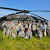 Photo from CEW photographer KC, FOB Panther, North Vernon, IN / Camp Muscatatuck
