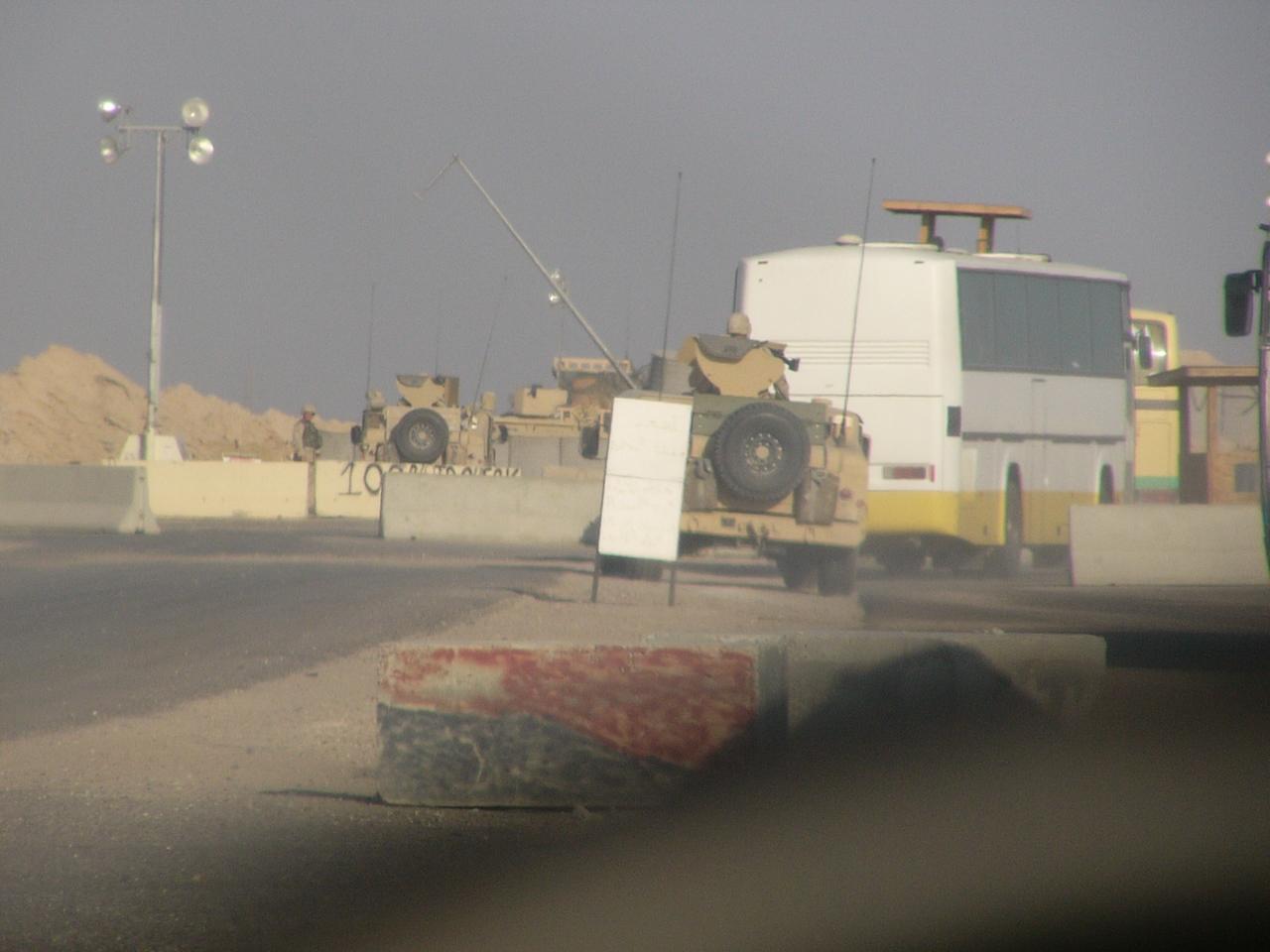 ECP Burma, Camp Bucca Iraq - Aug '04