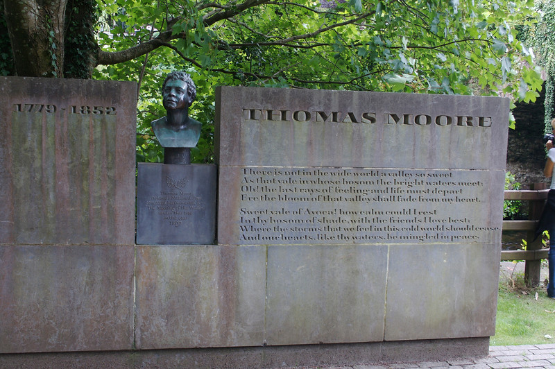 "Thomas Moore wrote ""The Meeting of the Waters"" to celebrate this place"
