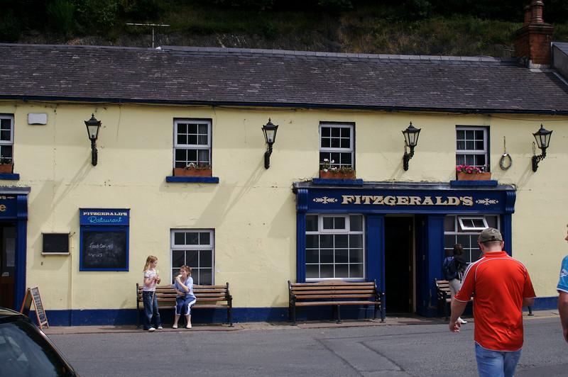 The Pub featured in Ballykissangel