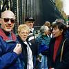 The Group, Rich, Sheila,Joe, Eleanor, and Pat in Dublin
