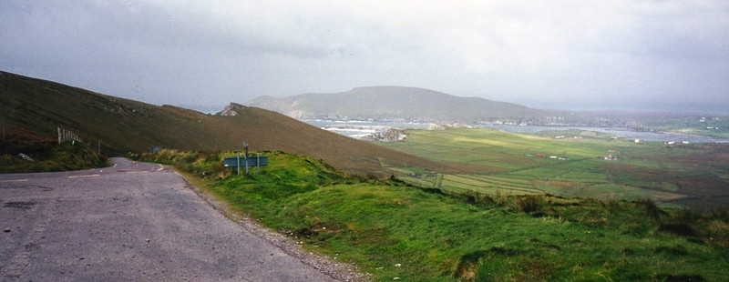 Drove all over southern Ireland during study abroad in 2000.