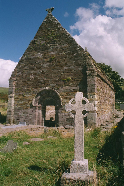 12th-century Kilmalkedar Church