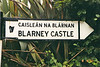 Blarney Castle, home of the famed Blarney Stone.