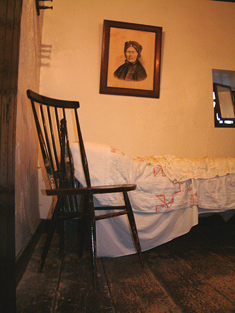 Ballygally - Haunted room in the castle