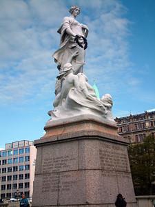 Belfast - Titanic Memorial