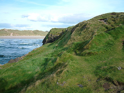 Bundoran - Jagged Cliffs 2