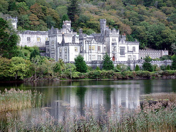 Kylemore Abbey - The Abbey