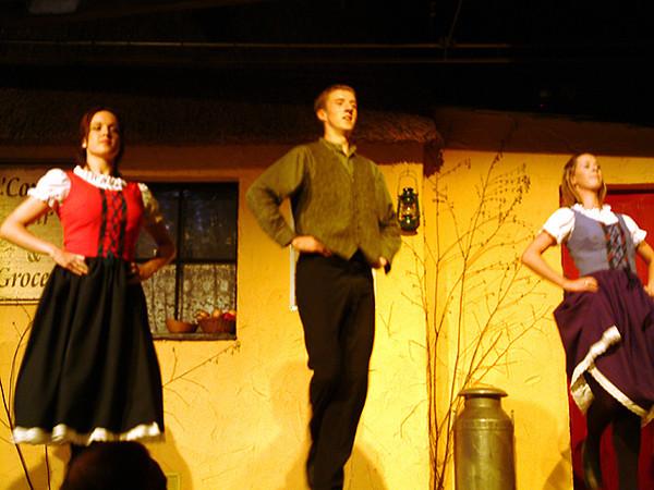 Bunratty folkore show