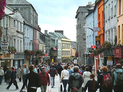 Galway - Shopping Street