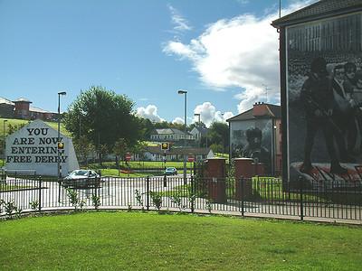 Derry - Political Symbolism