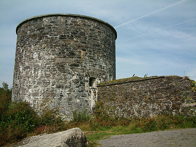 Garinish Island - Martello Towers