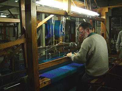 Avoca - Traditional handweaver