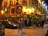 Dublin - Oliver St. John Gogarty's Pub, Temple Bar district (one of the most interesting Pubs I visited on the trip, especially as there was a Soccer match on  between Scotland & Italy).