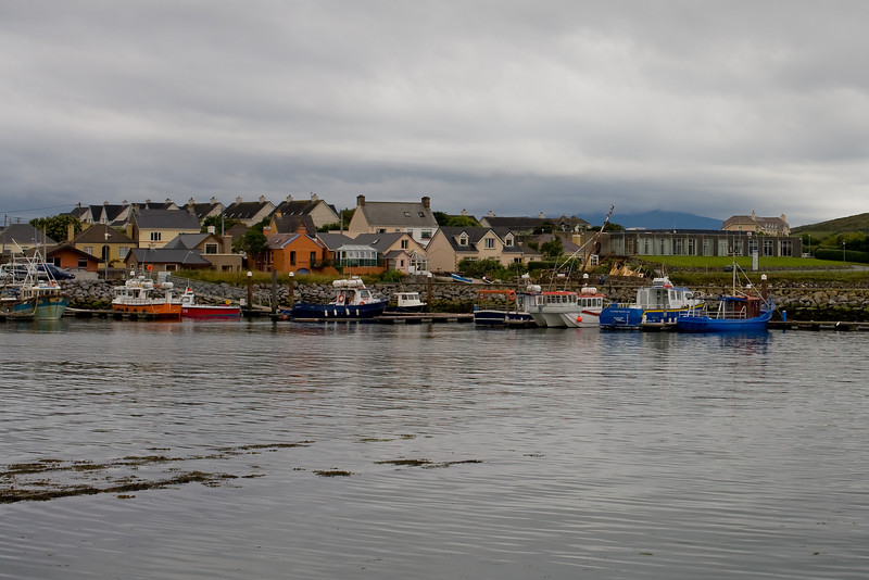 More of the harbour view Dingle.