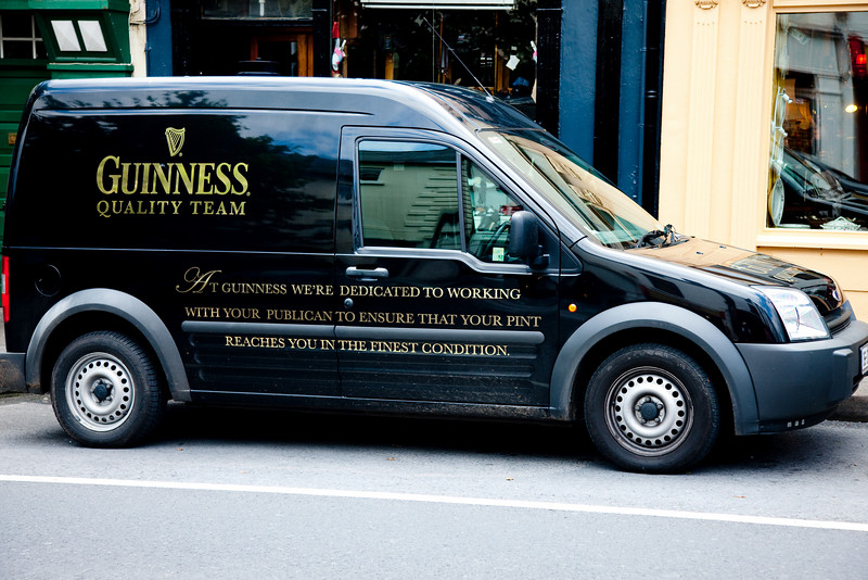 I could tell you that this was the van we used for travel...