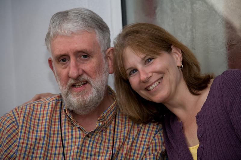 Seamus and Serena Smith