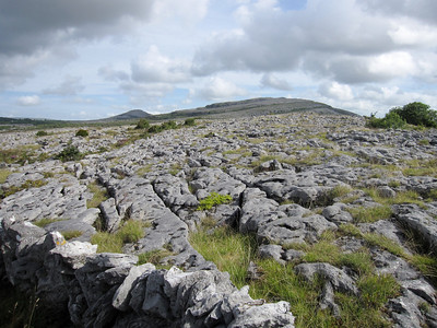 The rocks of The Burren