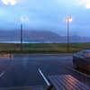 View from dining room window on Achill Island