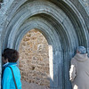 Whispering Arch at Clonmacnoise