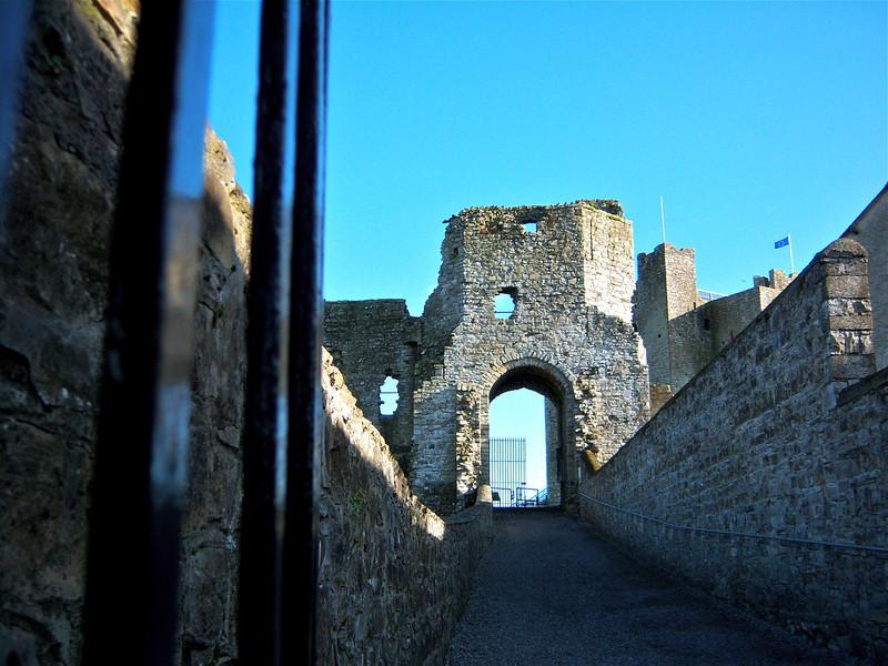 Entrance to Trim Castle