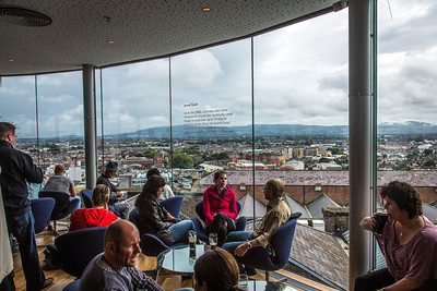 Guinness Brewery, Gravity Bar