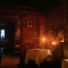 Dinner in a cellar restaurant in Tralee