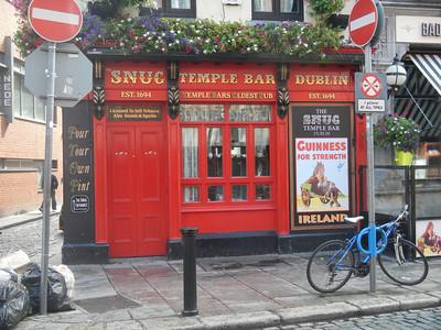 Temple Bar, Dublin.