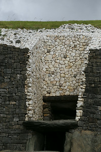 Newgrange, County Meath. A Druid tomb older than the Pyramids.