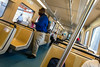 We finally got our bags checked, and then headed to downtown Atlanta on the MARTA (Metropolitan Atlanta Rapid Transit Authority).<br /> Wednesday, August 13, 2014
