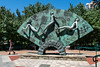 We ended up going to the Centennial Olympic Park and wandering around for a bit.,<br /> Wednesday, August 13, 2014