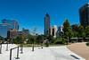 Centennial Olympic Park in Atlanta.<br /> Wednesday, August 13, 2014