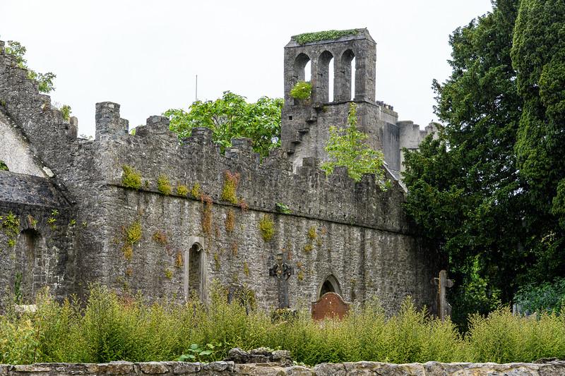 Malahide Castle, Dublin, Ireland