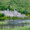 Kylemore Abbey, County Galway,, Connemara